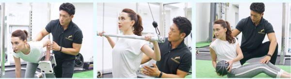 ASPI(アスピ)のトレーニングメニュー