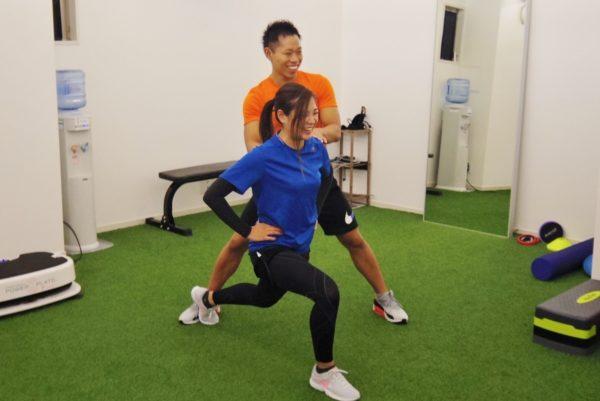 Go.Field Fitnes(ゴーフィールドフィットネス)のtトレーニングー