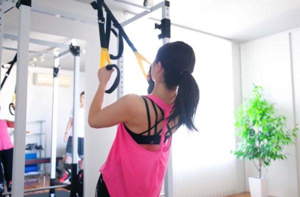 SAKURA GYMのトレーニングメニュー