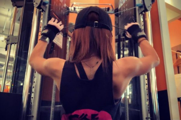 One Walk Gymのトレーニングメニュー