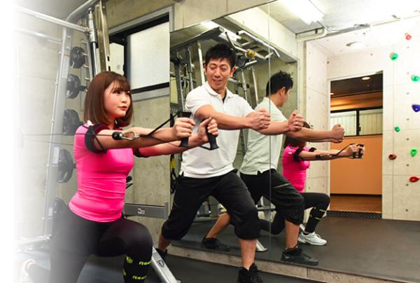 Private Gym 1st(プライベートジム イチスタ)のトレーニングメニュー