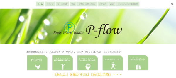 Body Work Studio P-flow