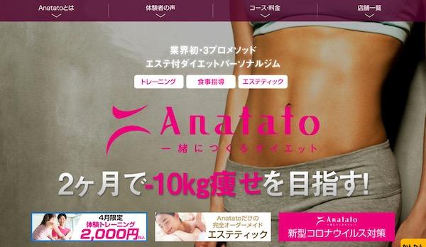 Anatato(アナタト)
